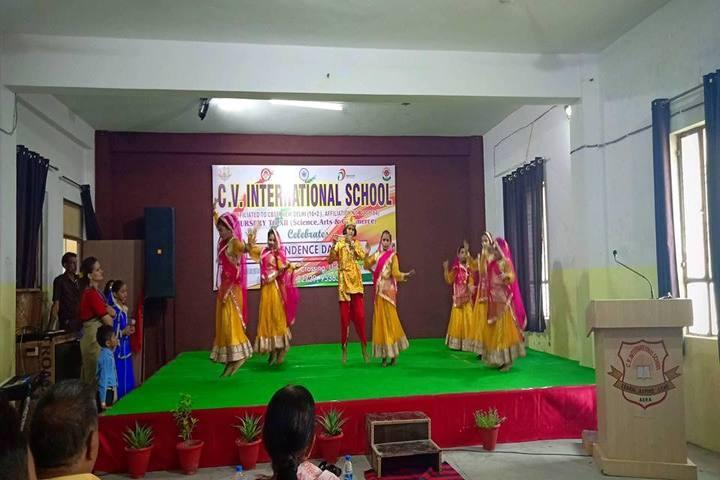 C V International School-Krishna Jayanthi