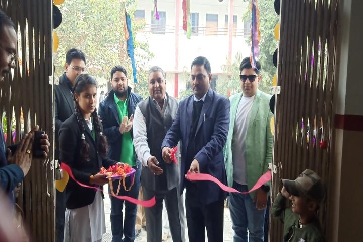 C V International School-Opening