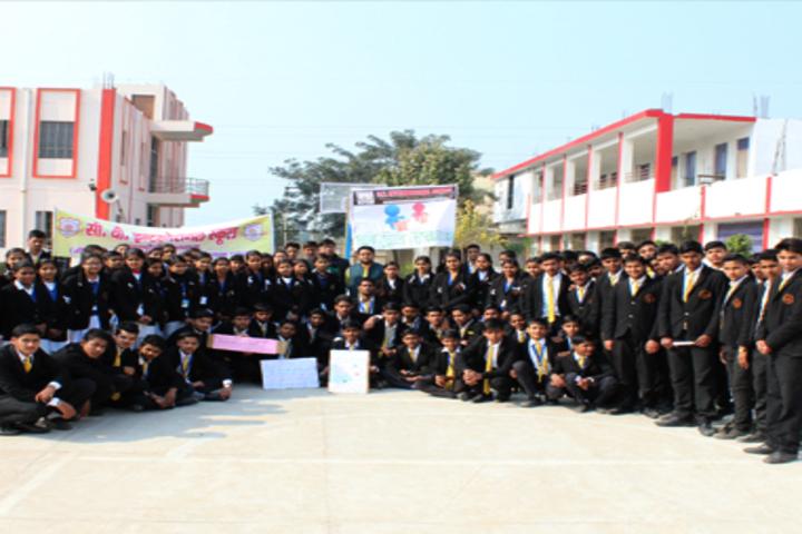 C V International School-Students