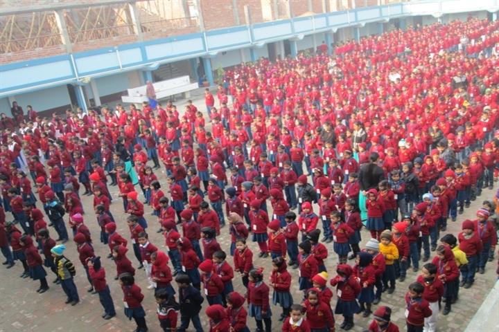 Cambridge International School-Assembly