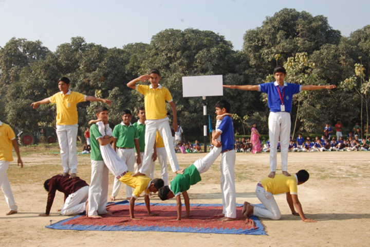 Cambridge International School-Sports Day