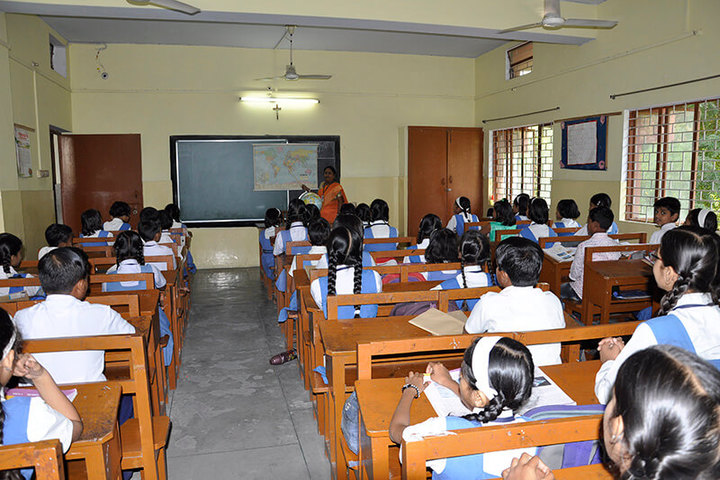 Canossa School-Class Room