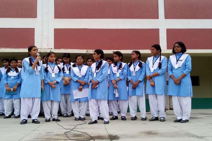 Canossa School-Singing