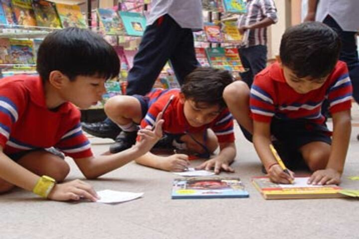 Capital Public School-Activity