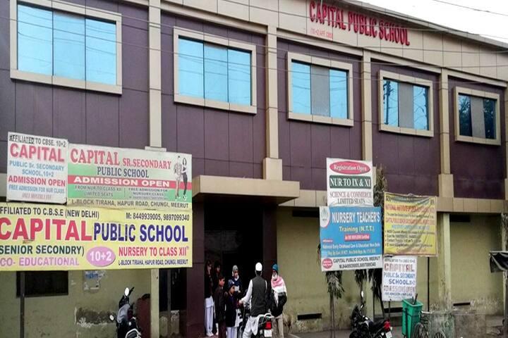 Capital Public School-Building