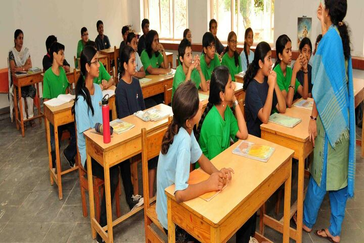 Capital Public School-Classroom