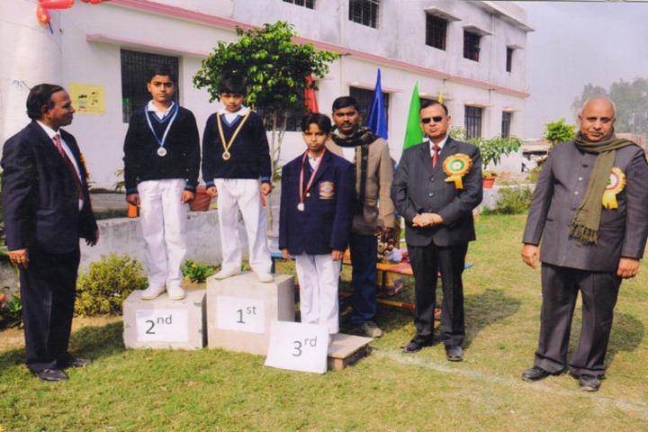 Capital Public School-Awards