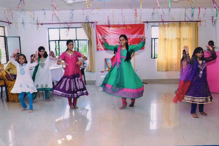 Capital Public School-Dance