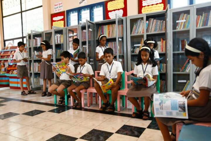 Capital Public School-Library