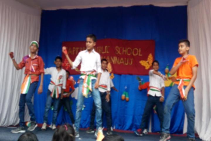 Capt B P S Public School-Annual Day
