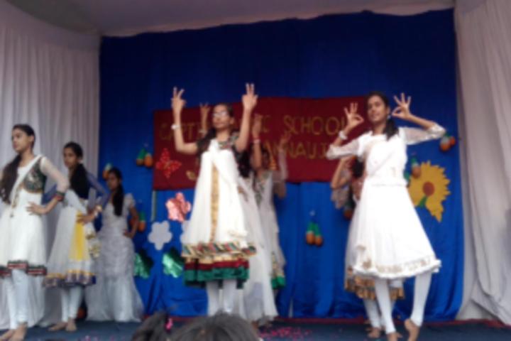 Capt B P S Public School-Dance