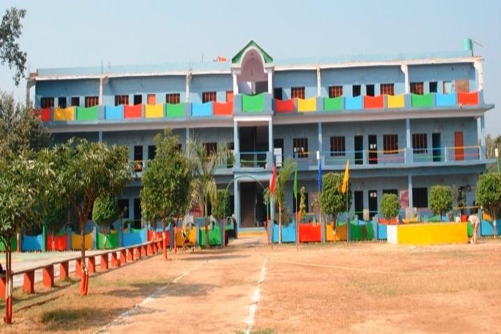 Captain Narottam Singh Pancham Singh Public School-Building