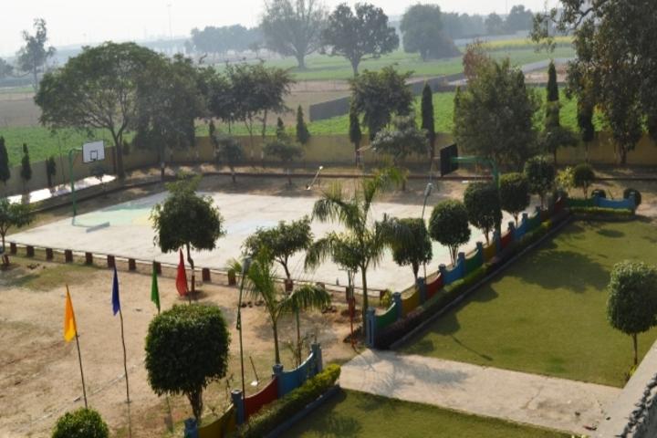 Captain Narottam Singh Pancham Singh Public School-Play Area