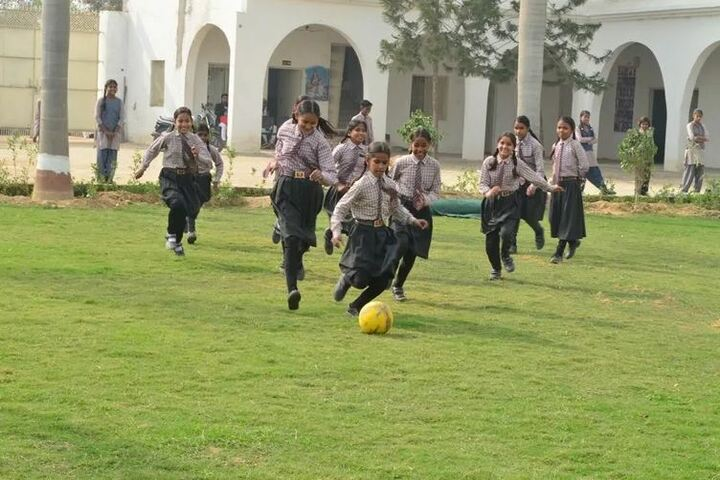 Captain Ramsingh Education Academy Vidhyalaya-Sports1