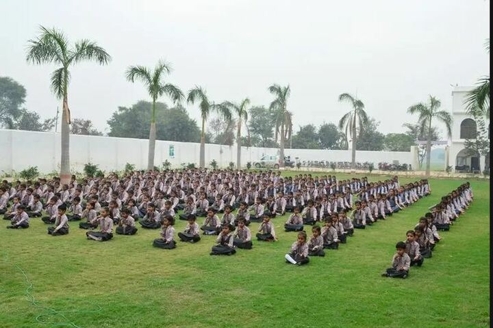 Captain Ramsingh Education Academy Vidhyalaya-Yoga