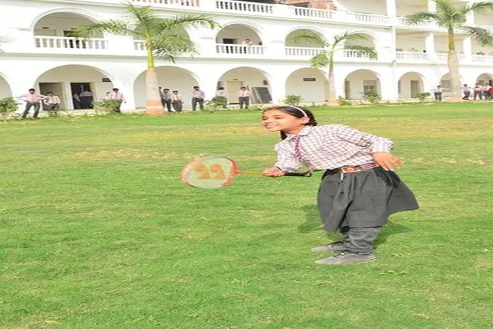 Captain Ram Singh Education Academy Vidyalaya-Tennis