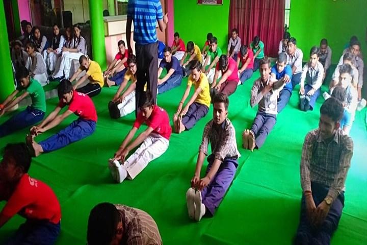 Cda Academy-Yoga