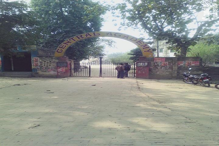 Central Academy-Campus Entrance