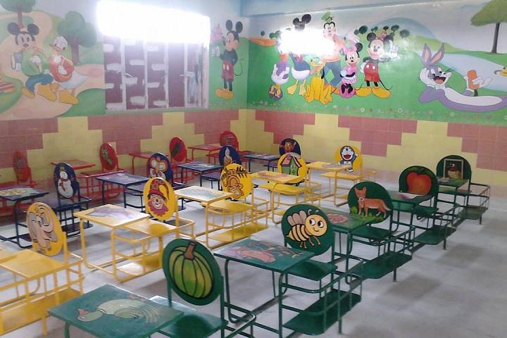 Central Academy-Kindergarten Classroom