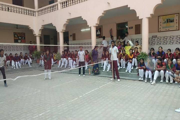 Central Academy-Badminton