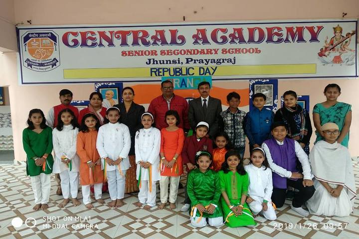 Central Academy-Republic Day