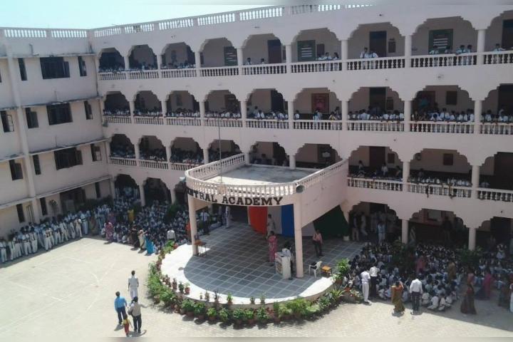 Central Academy - School Building