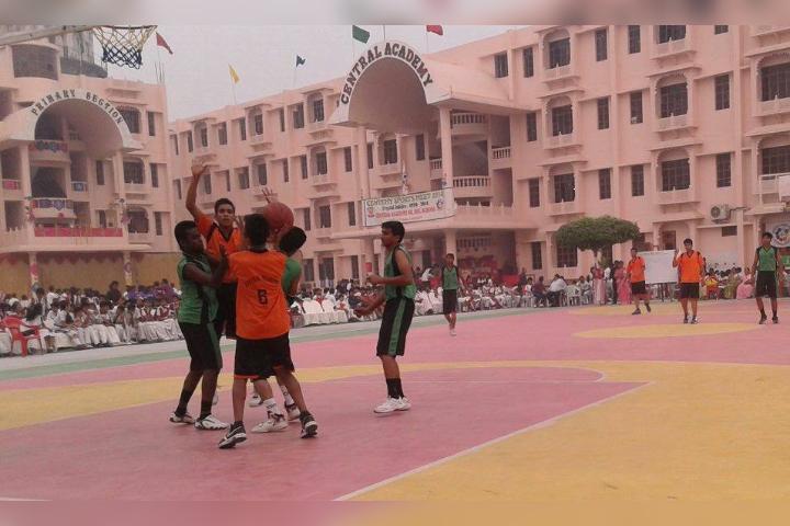 Central Academy, Indira Nagar - Sport Day