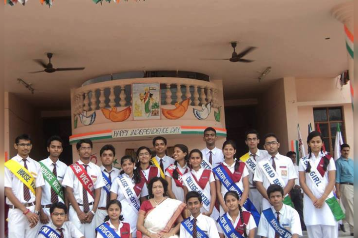 Central Academy, Indira Nagar - Independence Day Celebration