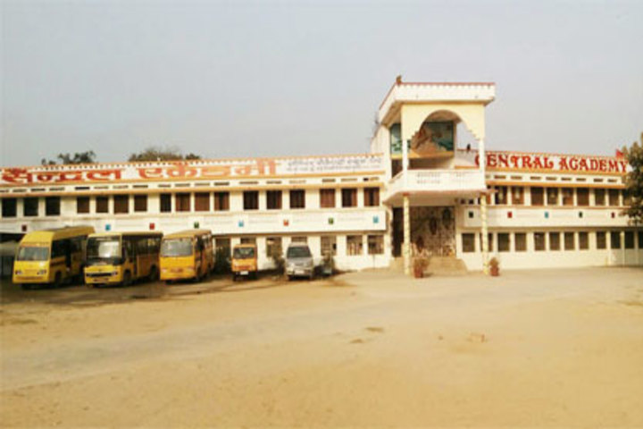 Central Academy-Campus View
