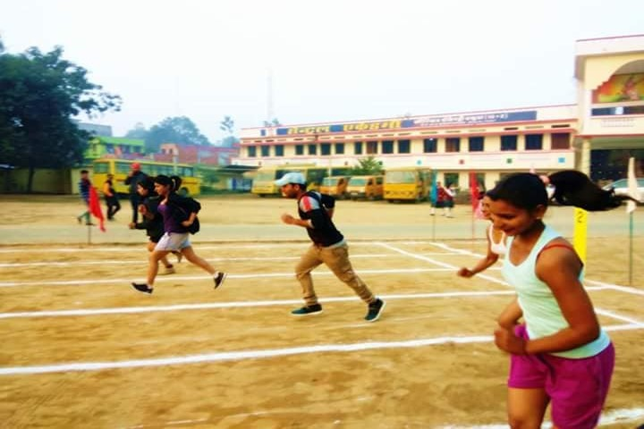 Central Academy-Running Competition