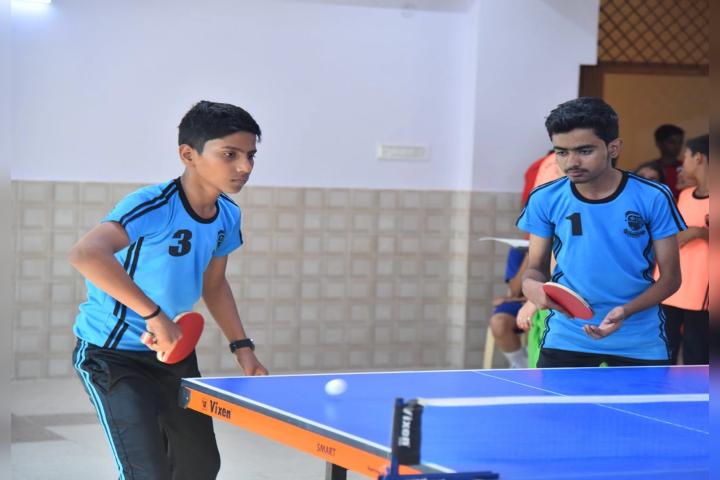 Central Academy, Barabanki - Sport Facilities