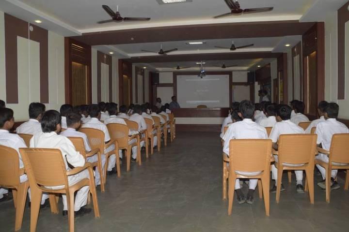 Central Academy Senior Secondary School-Auditorium