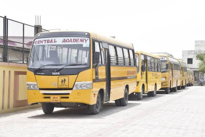 Central Academy Senior Secondary School-Transport