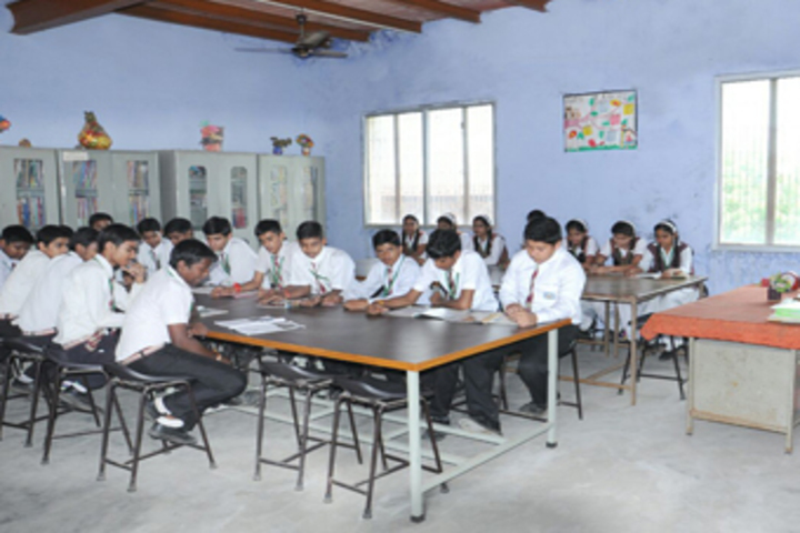 Central Agra Public School-Cousiling
