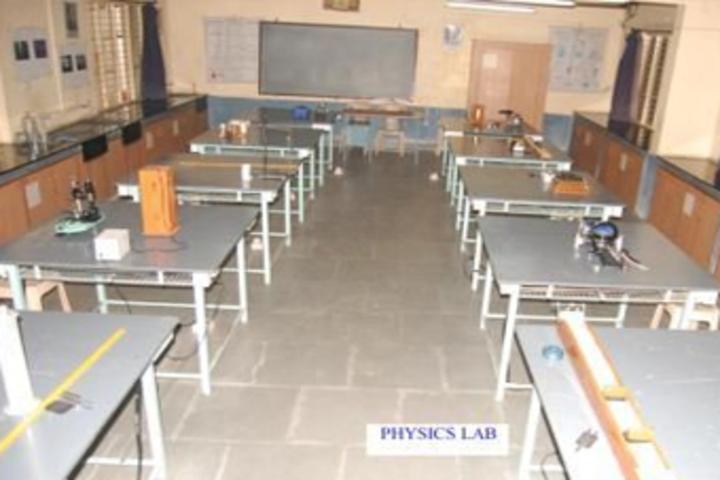 Central Agra Public School-Physics Lab
