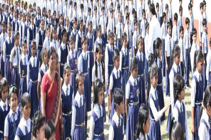Sarla Brahma Bal Vidya Mandir-Assembly