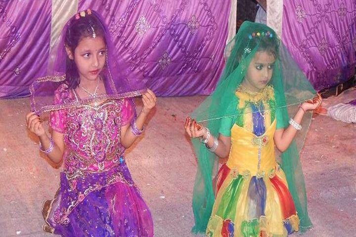 Sarla Brahma Bal Vidya Mandir-Fancy Dress