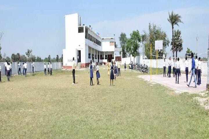 Sarla Brahma Bal Vidya Mandir-School Ground