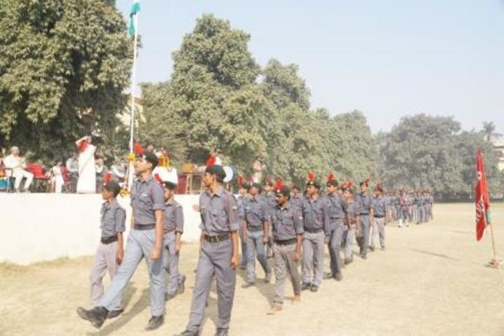 Central Hindu Boys Senior Secondary School-Scouts