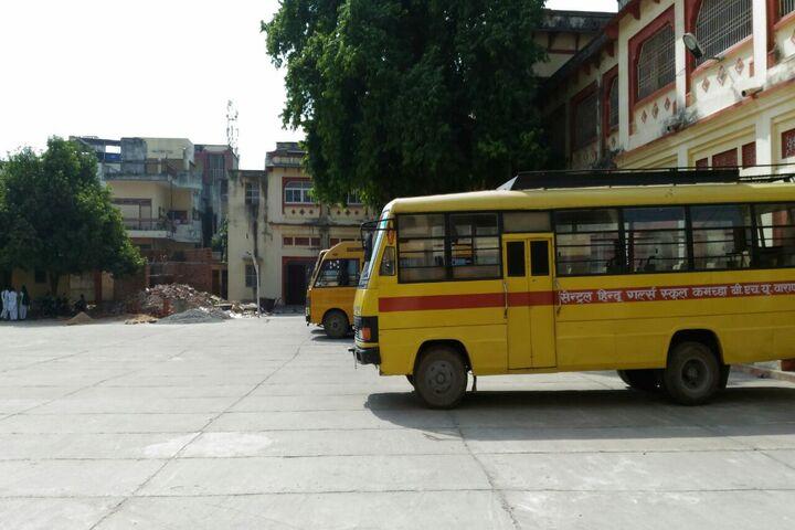 Central Hindu Girls Senior Secondary School-Bus