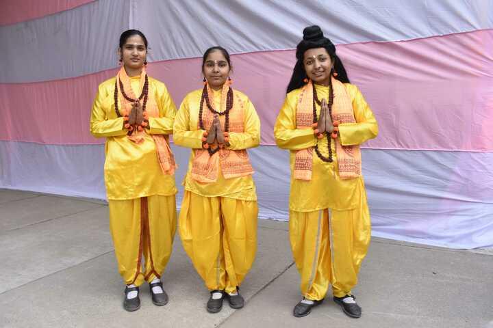 Central Hindu Girls Senior Secondary School-drama
