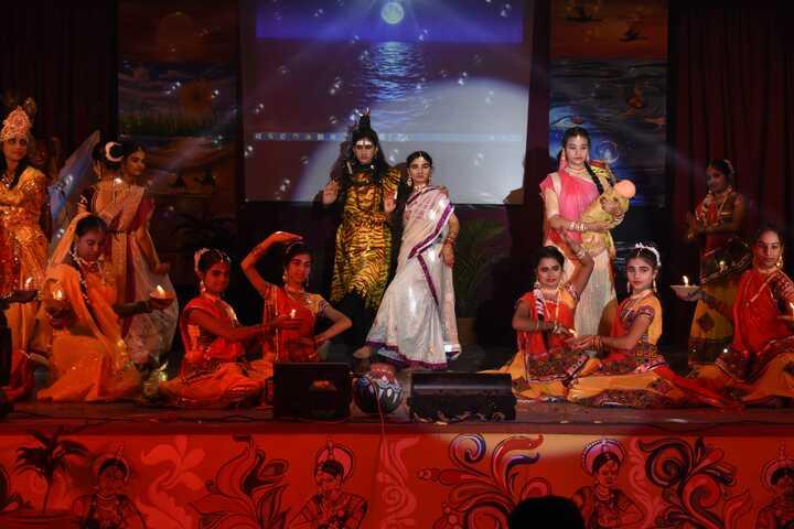 Central Hindu Girls Senior Secondary School-Festival Celebration