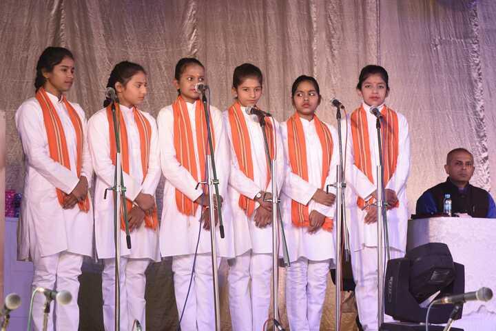 Central Hindu Girls Senior Secondary School-Singing