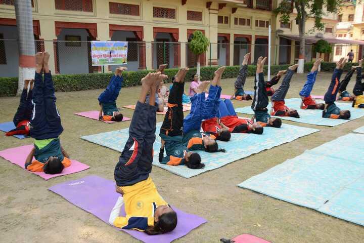 Central Hindu Girls Senior Secondary School-Yoga
