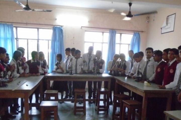 Central Hindhu School-Physics Lab