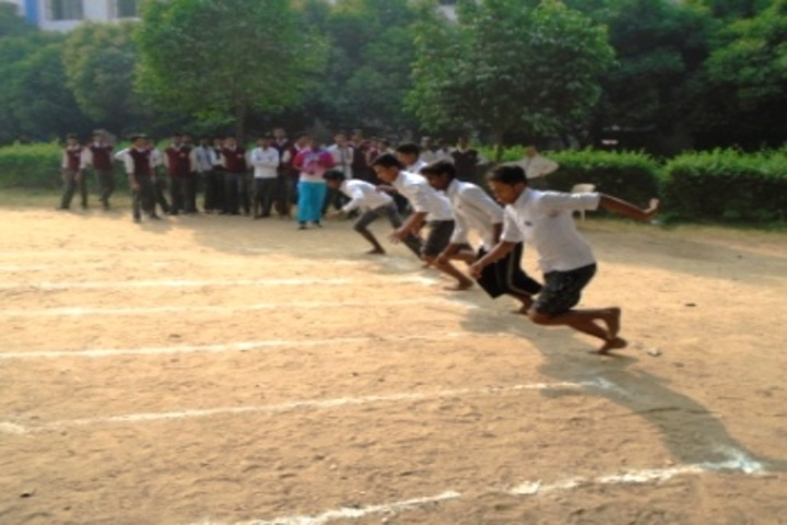 Central Hindhu School-Sports
