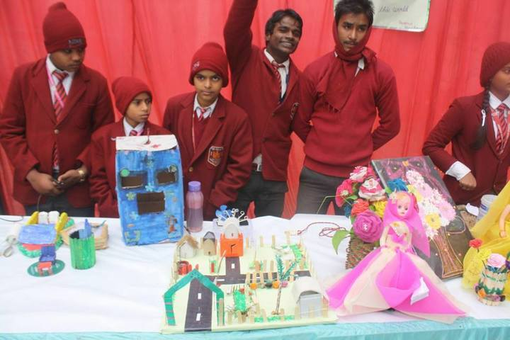 Central Public Academy-Science Exhibition