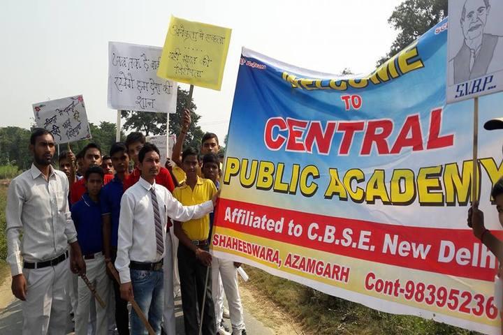 Central Public Academy-Rally