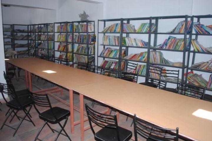 Central Public School-Library