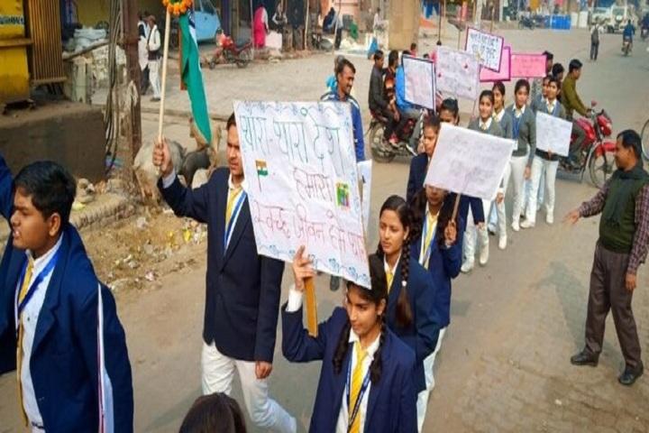 Central Public School-Social Awarness Program